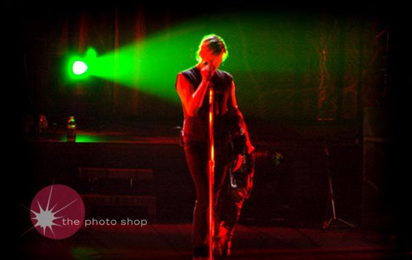David Bowie Sydney 2004