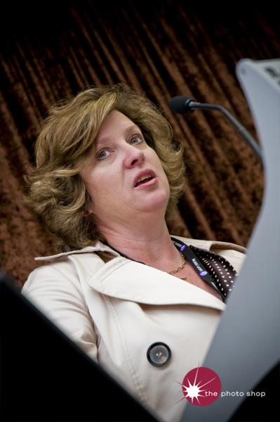 Telstra Managing Director Wholesale Kate McKenzie