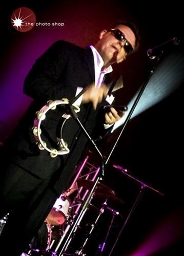 Suggs during 'The Return of The Los Palmas Seven'
