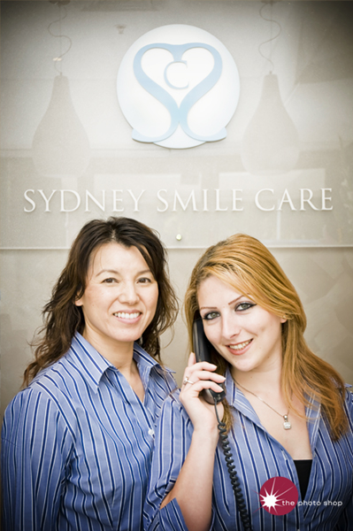 Putting the 'smile' in Sydney Smile Centre