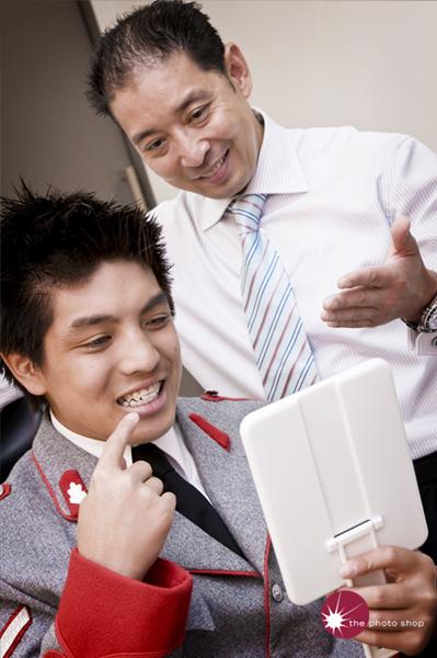 The happy Dentist
