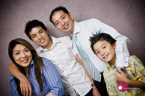 The Ngo Family