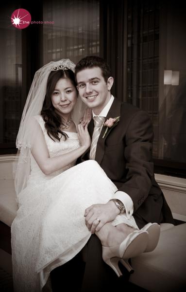 Luke and Yuko Fernley