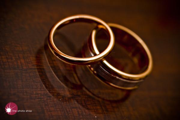 Luke and Yuko's rings