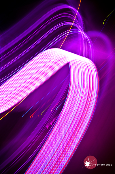 Paint With Light: Abstract Photgraphic Art